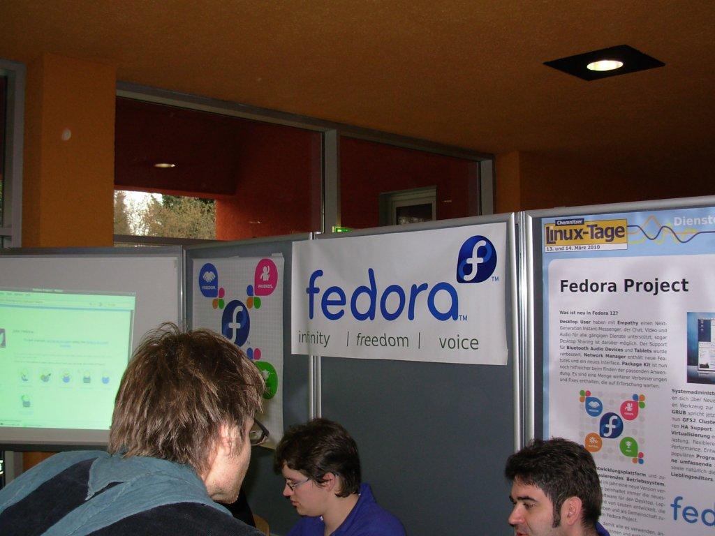 Fedora at CLT 2010