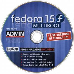 F15 Multiboot DVD