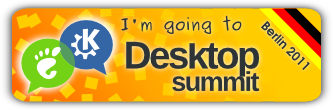 Desktop Summit 2011 Banner